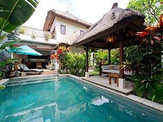 Villa Mawar. Seminyak Central. 5 min w.d to ocean - Seminyak vacation rentals