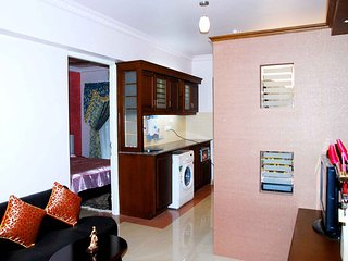 1 bedroom Apartment with Internet Access in Nedumbassery - Nedumbassery vacation rentals