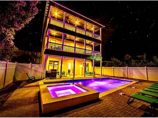 20% OFF MARCH: Game/Media Room, Priv Pool/Hot Tub! - Seagrove Beach vacation rentals