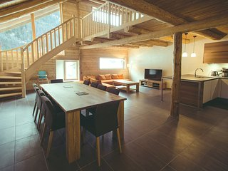 Chalet 10 places, sauna, Serre Chevalier - Cervieres vacation rentals