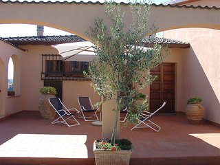 Portion of Luxury Villa with Pool close to Assisi (LA CASA DELLA GINESTRA) - Bettona vacation rentals