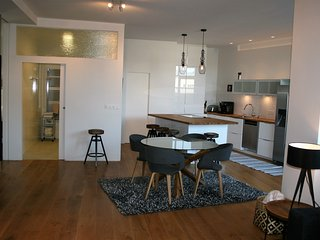 Luxury Apartment with private hot tub and free parking centrarl - Seltjarnarnes vacation rentals