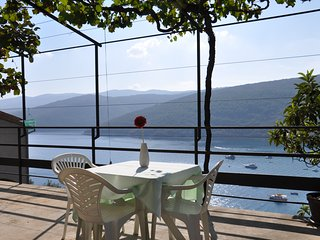 Lovely 5 persons app with sea view 038 - Rabac vacation rentals