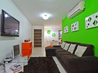 Charming Apartment Three Bedroom Partial Ocean View #322 T322 - Rio de Janeiro vacation rentals