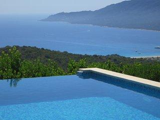 Magnifique et grande maison avec piscine Corse du Sud proche Propriano Ajaccio - Porto Pollo vacation rentals