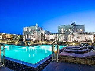 Superior Villa with Private Pool - Nea Chryssi Akti vacation rentals