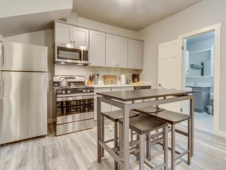Dog-friendly, recently remodeled condo w/ great location for exploring the city! - Seattle vacation rentals
