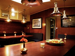 Stay on beautiful sailing ship 'Liberté' near Amsterdam - Weesp vacation rentals