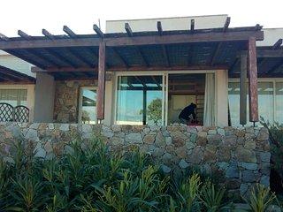 Mini-cottage with sea view, pavillon and garden - Marine de Saint Ambroggio vacation rentals