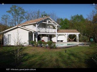 Superbe Villa bois Marina de Talaris Lacanau - Lacanau vacation rentals