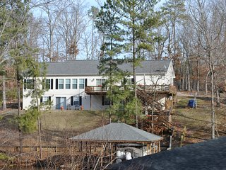 Spacious House with Deck and Water Views - Littleton vacation rentals