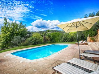 French Riviera Villa with Private Pool Near Historic Village  - Villa Rose - Saint-Paul vacation rentals