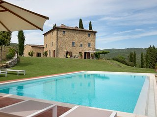 Large Villa with Pool and Guest House in Chianti - Villa Mora with Guest House - Ambra vacation rentals