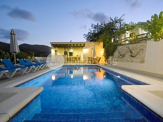 5 bedroom House with Television in Es Cubells - Es Cubells vacation rentals