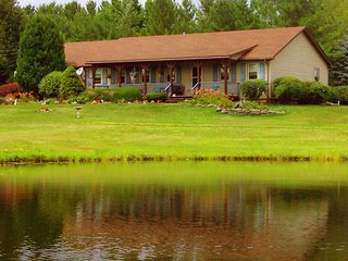 Perfect Country Retreat in Casual Elegance. Make Memories with Family & Friends - South Gibson vacation rentals