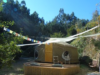 Romantic 1 bedroom Yurt in Pedrogao Grande - Pedrogao Grande vacation rentals
