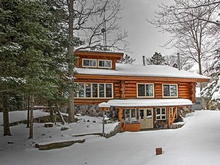 NEW! 4BR Deer River Cabin w/Lake and Forest Views! - Max vacation rentals