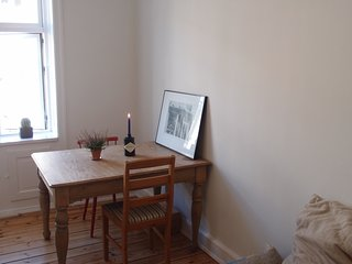 Vesterbro is awaiting you! Next to Central Station - Copenhagen vacation rentals