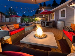 Contemporary/Rustic Home near Downtown & Beach - Kelowna vacation rentals