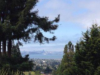 Private, Rustic 2Bd with Bay Views & Decks - Berkeley vacation rentals