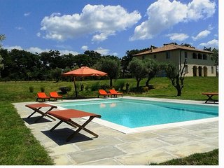 Spacious Villa with A/C and Satellite Or Cable TV in Cecina - Cecina vacation rentals