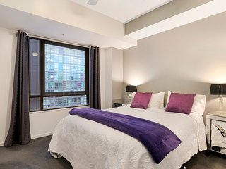 Southbank Melbourne - large executive apartment - great location - 2 bed, 2 bath - Melbourne vacation rentals