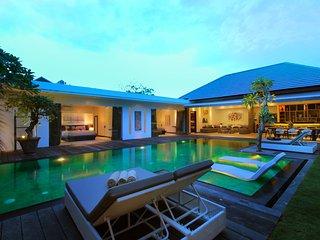 Modern Villa with Long Pool in Seminyak - Seminyak vacation rentals