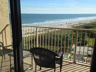 7520 Ridgewood Ave Unit #803 - Cape Canaveral vacation rentals
