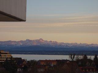 Fewo Alex - Große Ferienwohnung mit See und Alpenblick ****/DTV - Meersburg (Bodensee) vacation rentals