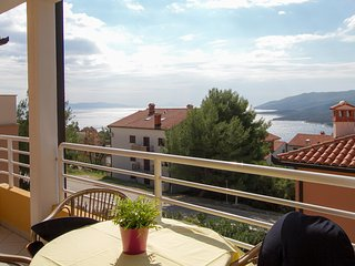 Very nice&comfortable app with AC 12 - Rabac vacation rentals