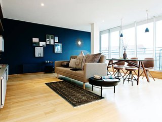 Designer 2 Bed 2.5 Bath near Waterloo & Big Ben - London vacation rentals