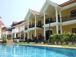 2 bedroom Villa with Internet Access in Betalbatim - Betalbatim vacation rentals