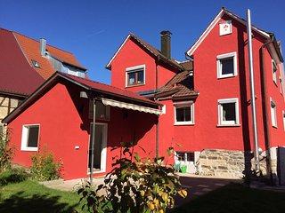 Gästehaus Vive-Là nahe Tübingen / Übernachtung ab 30 Euro pro Person - Kusterdingen vacation rentals