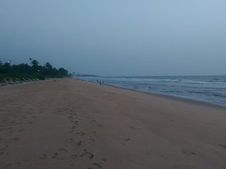 Beach front 4 bedroom property with balcony and terrace for spectacular sea view - Kannur vacation rentals