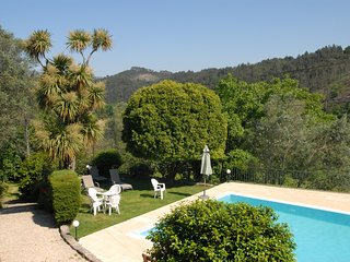 Beautiful 3 bedroom Geres House with Shared Outdoor Pool - Geres vacation rentals