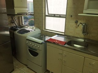 Cozy Condo with Internet Access and Satellite Or Cable TV - Sao Paulo vacation rentals