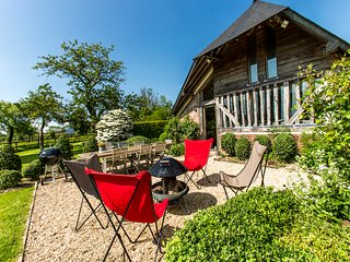 La Vie de Cocagne, Bonnebosq, Self catering - Deauville vacation rentals