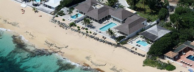 La Perla Estate, Baie Rouge - LA PERLA PALAIS...expansive luxury on beautiful Baie Rouge beach, part of - Baie Rouge - rentals