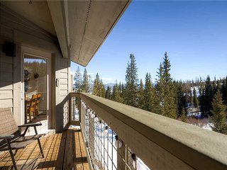 3 BR/ 3 BA, Dream Giver, secluded mountain retreat for 8+ - Silverthorne vacation rentals