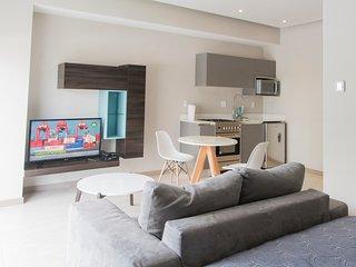 Beautiful Studio Apartment with Gym in Guadalajara - Zapopan vacation rentals