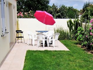 ESCALE BONSEJOUR calm modern 3 pièces terrasse jardin parking clos - Andilly vacation rentals