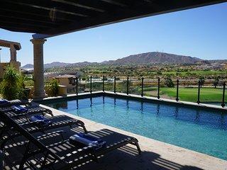 ^^^^VIEWS to sea & golf greens Luxury Villa 4 bdrm - San Jose Del Cabo vacation rentals
