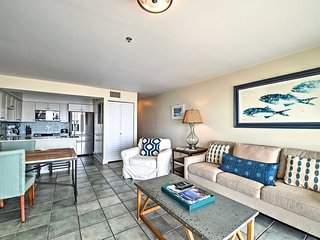 Beachfront 1BR in Seagrove Beach, Newly Renovated! - Santa Rosa Beach vacation rentals