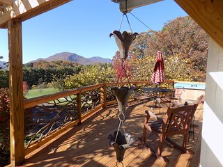 Super Cute Cottage with Hot Tub and Amazing Views in the Asheville Mountains - Leicester vacation rentals