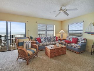 Comfortable 3 bedroom Apartment in North Redington Beach with Deck - North Redington Beach vacation rentals
