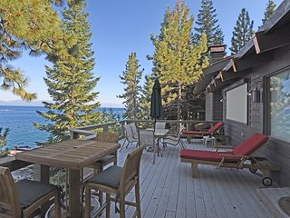 Lakefront Retreat in Carnelian Bay - Carnelian Bay vacation rentals