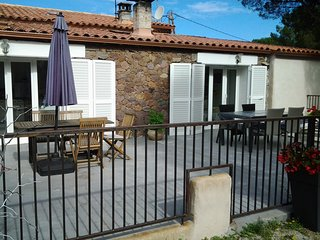 Casa a ronca - House with one room in Calenzana, with terrace - Calenzana vacation rentals