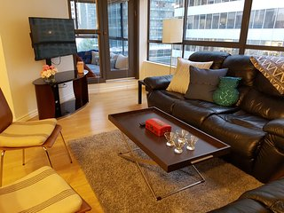 One Bedroom Apartment in the Heart of Downtown - Just steps from the Skytrain! - Vancouver vacation rentals