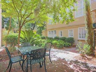 Garden Home on Desirable Block of Jones St. Across From Clary's! - Savannah vacation rentals