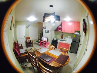 Fully furnished 2-storey apartment - Puerto Princesa vacation rentals